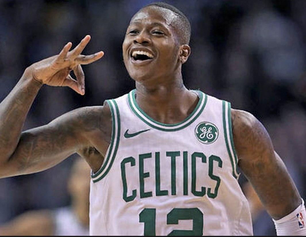 terry.rozier on One Bite Pizza App